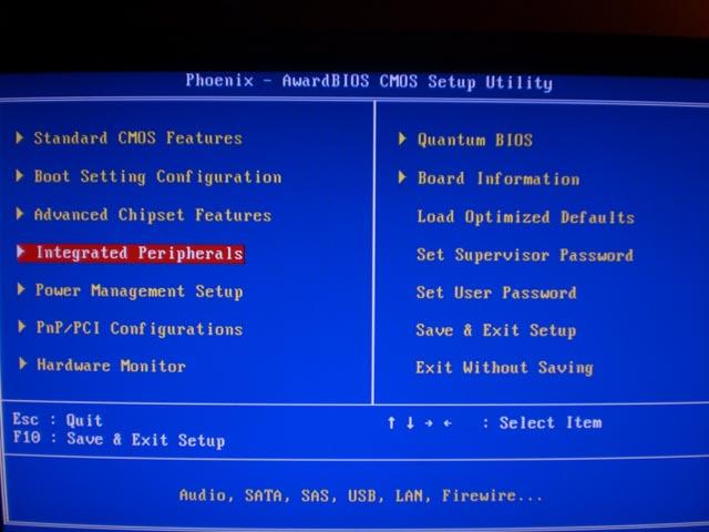 روشن کردن کامپیوتر از طریق کیبورد